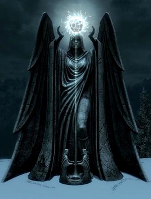 Posąg Meridii (Skyrim)