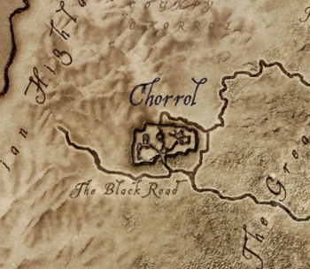 Oblivion Karte.Chorrol Oblivion Elder Scrolls Wiki Fandom Powered By Wikia