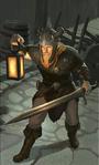 Wartownik z Morthal (Legends)