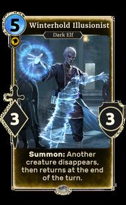 Winterhold Illusionist