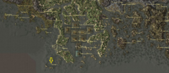 Грот Мудан. Карта
