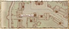 Дом Альберика Литта (Карта)