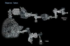 Лабиринтиан - Трибуна - план