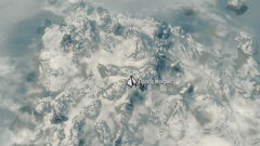 Проход Моэсринг-карта местности