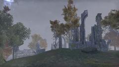 Руины Туманное озеро