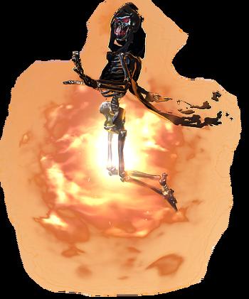 Тень Малкорана Огненный плащ