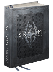 Guida Skyrim Legendary hardcover