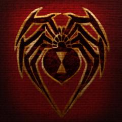 Herb Mephali ze sztandarów z gry The Elder Scrolls Online