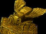 Posążek królowej pszczół