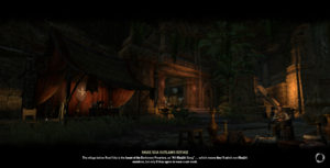 Rawl'kha Outlaws Refuge Loading Screen