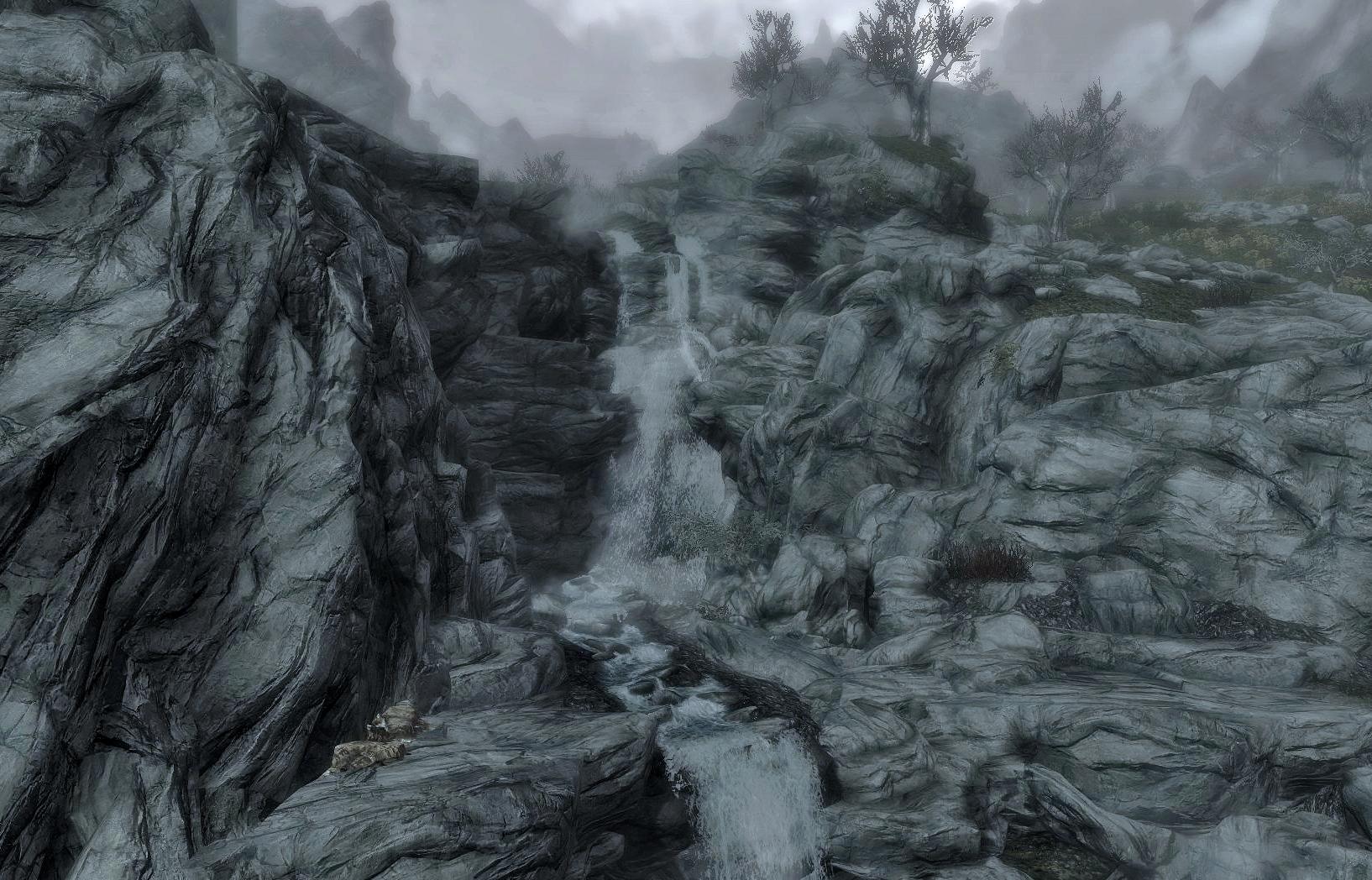Reachwater Rock & Reachwater Rock   Elder Scrolls   FANDOM powered by Wikia