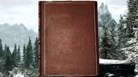 Skyrim - The Agronian Account Book 1 (Audio Narration)