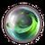 Treasure Orb Green