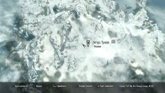 Алтарь Тронда карта