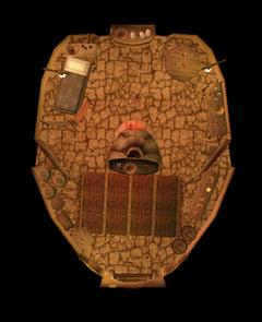 Дом Гиндралы Хлеран. План