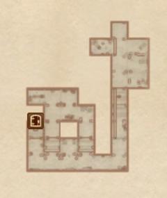 Замок Лейавин - Темница. План