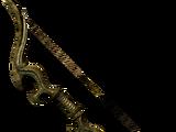 Стеклянный лук Короля-Оленя