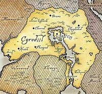 Сірадзіў (карта)