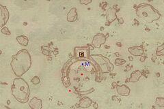 Форт Сеянус (экстерьер). План