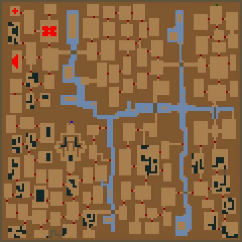 Black Gate – pierwszy poziom