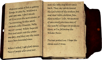 Fisherman's Journal Version 2