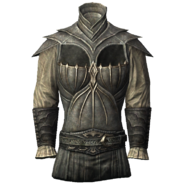 Grey Vampire Armor (female)