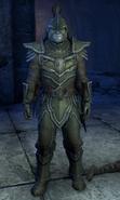 Warcaller Targoth Past - Helmet On