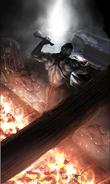 Wrothgar Forge card art