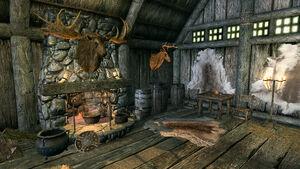 Дом Рустлейфа - кухня