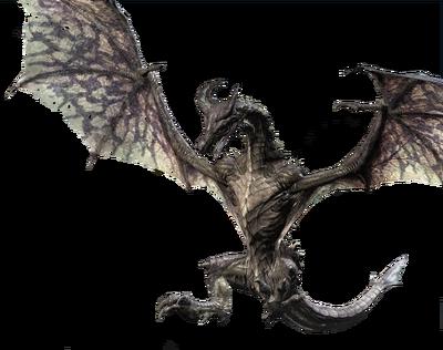 Дракон для профайла