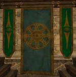 Флаг Гильдии магов - Скинград