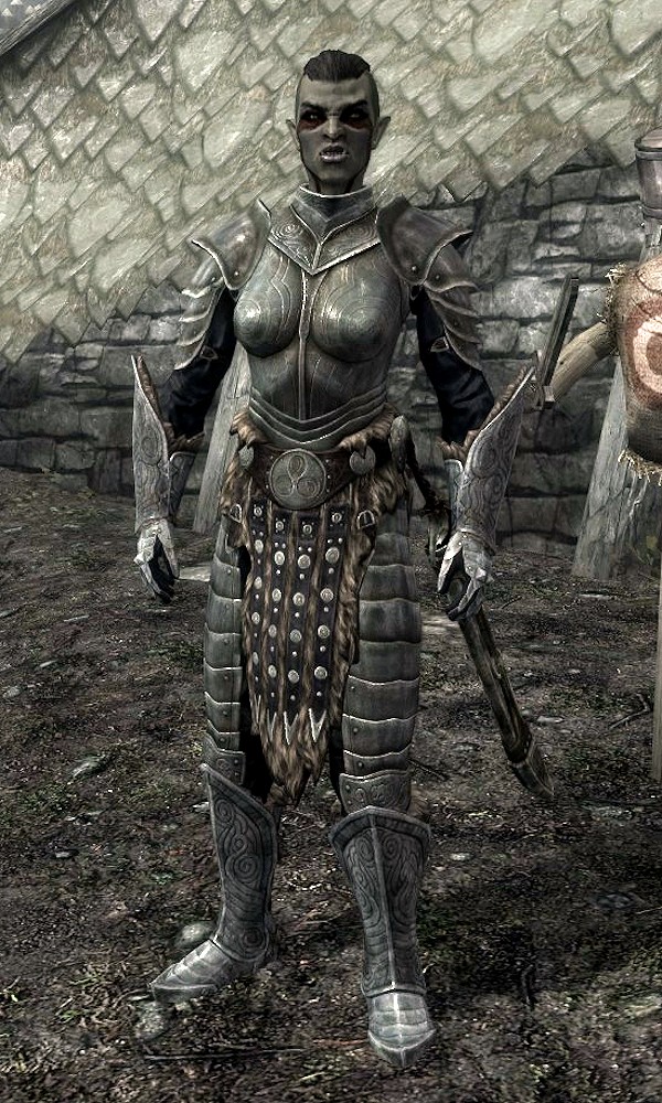 Skyrim mjoll with khajiit anal - 3 part 3