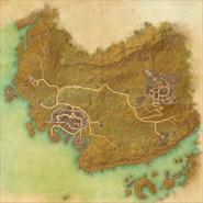 Costa Oro mappa Online