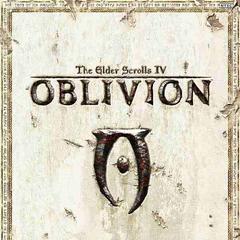 Okładka TES IV: Oblivion