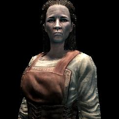 Аркадия (портрет)