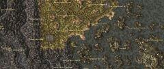Намму. Карта