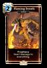 Flaming Breath Card