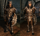 Nordic Carved Armor