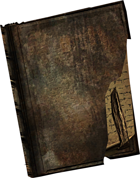 Ruined Book   Elder Scrolls   FANDOM powered by Wikia