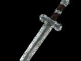 Серебряный двуручный меч (Skyrim)