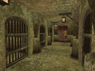 Vivec Arena Holding Cells View