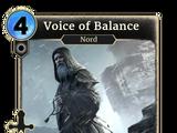 Voice of Balance