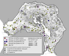 Грозовой атронах карта