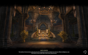 Castle Kvatch Loading Screen
