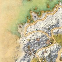 Coastal Camp Map