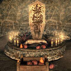 Kaplica Azury z gry The Elder Scrolls V: Dragonborn
