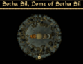 Sotha Sil, Dome of Sotha Sil - Map - Tribunal.png