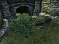 Башня Аркведа - баг с воротами