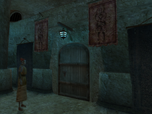 Поселение Телванни — Храм