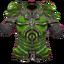 Стеклянная кираса (Oblivion)